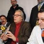 Sgarbi dimesso dal Policlinico di Modena è tornato a casa
