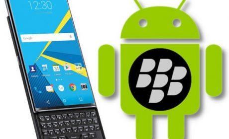 BlackBerry, nel 2016 solo device con Android