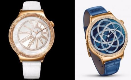 Huawei Watch Jewel ed Elegant al CES di Las Vegas