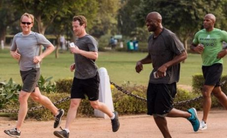 I buoni propositi del 2016 di Mark Zuckerberg: correre