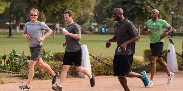 I buoni propositi del 2016 di Mark Zuckerberg correre