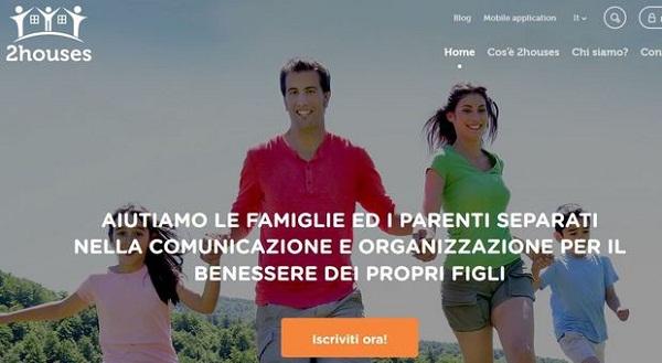 L'app che aiuta i genitori separati