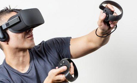 Oculus Touch rimandato