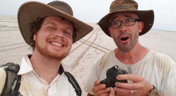 Scoperto meteorite antico quanto la Terra