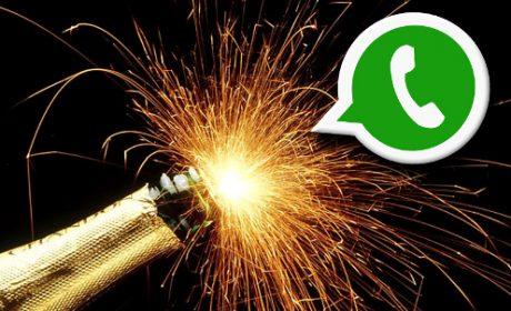 WhatsApp Down proprio la vigilia di capodanno