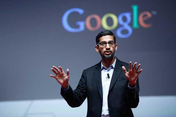 Hackerato l'account di Sundar Pichai, CEO di Google