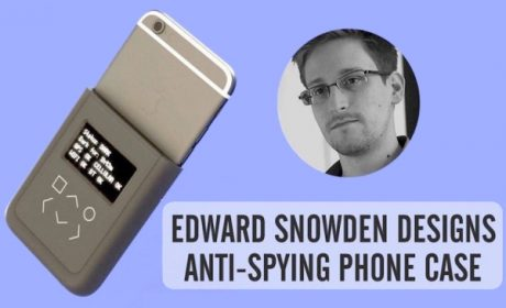 La custodia per iPhone anti-spia di Snowden