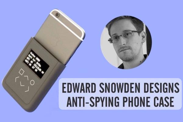 La custodia per iPhone anti-spia di Snowden