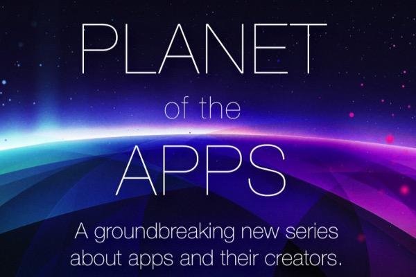 Planet of Apps, il primo programma tv di Apple