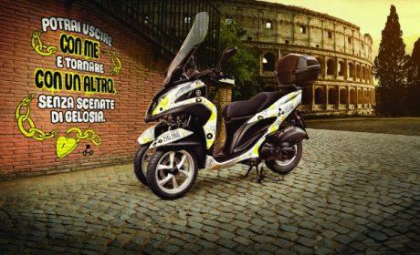 Zig Zag Scooter Sharing, il nuovo servizio parte da Roma