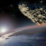 L'asteroide 2016 QA2 ha sfiorato la Terra