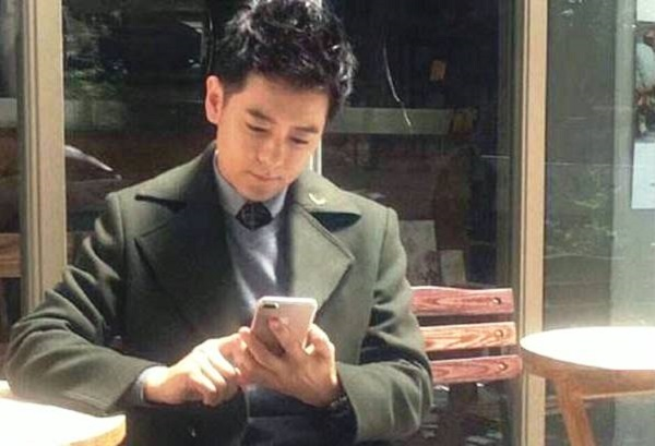 Apple, Jimmy Lin fotografato con il nuovo iPhone 7