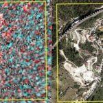 Cosmo Skymed, dallo spazio le immagini del terremoto