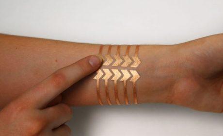 Duoskin, il tatuaggio tech di Microsoft