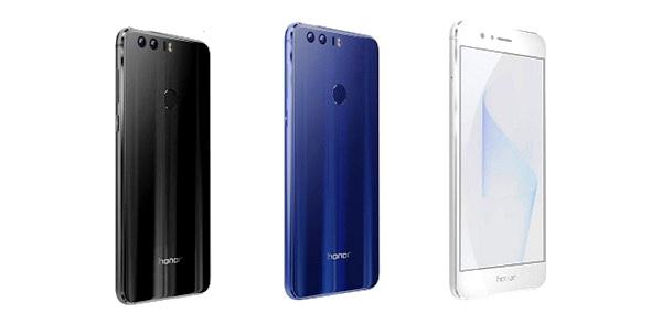 Honor 8, sbarca in Europa lo scintillante smartphone di Huawei