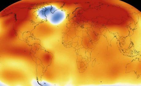 Nasa, 2016 più caldo dei due anni precedenti