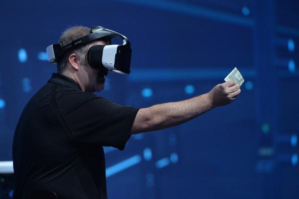 Project Alloy, la realtà virtuale wireless di Intel