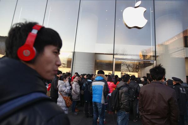 Sostenibilità, Apple loda i progressi dei fornitori in Cina