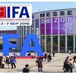 Lo show di Samsung IFA 2016 di Berlino