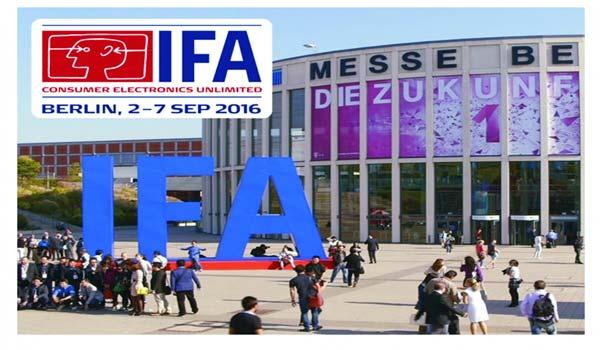 Lo show di Samsung all'IFA 2016 di Berlino: Samsung Gear S3
