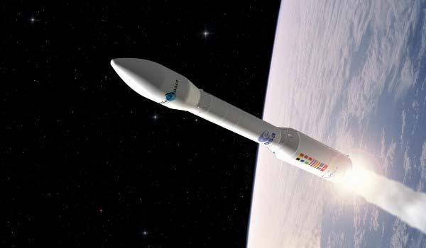 Il vettore Vega è stato lanciato con a bordo cinque satelliti
