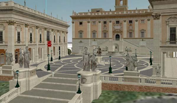 Come si salva l'antica Roma? Con la tecnologia del virtuale e del 3D