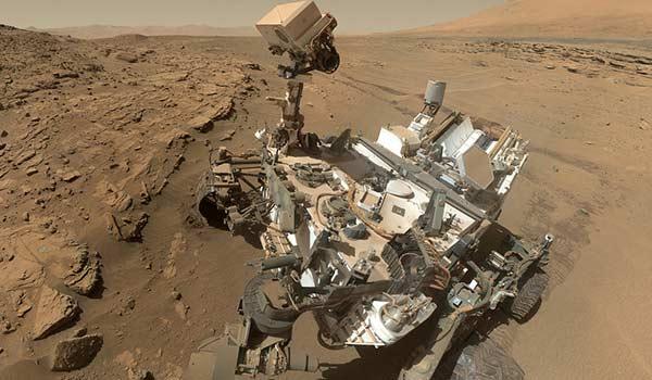 Nasa, Curiosity a caccia di avventure su Marte