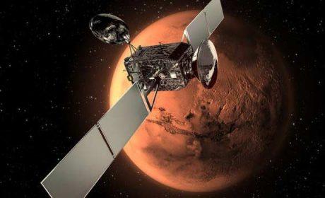 Exomars, il Lander Schiaparelli lascia il TGO: le fasi dell'approdo su Marte