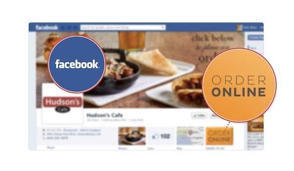 Facebook diventa italiano: sul social si ordina anche la pizza