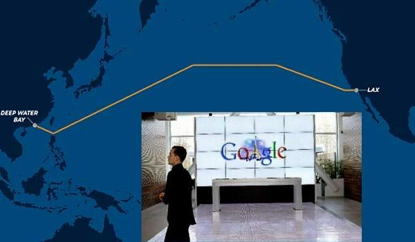 Google e FB, insieme per il cavo sottomarino da Hong Kong a Los Angeles