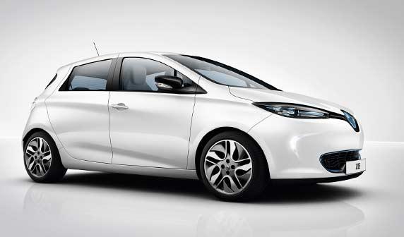 Renault, è Zoe la novità che monta una super batteria