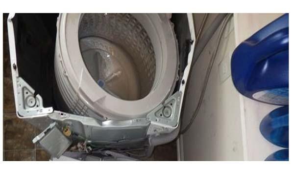 Samsung, ora esplodono anche le lavatrici?