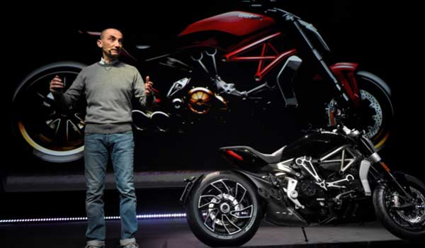 Ducati SuperSport, eletta regina dell'EICMA 2016