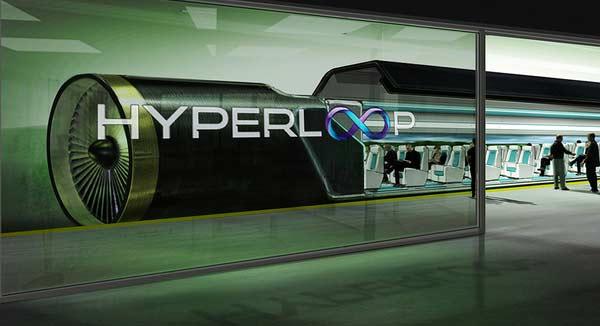 Hyperloop, adesso se ne interessano gli Emirati Arabi Uniti