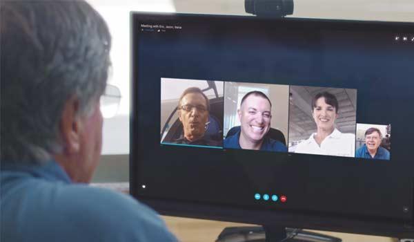 Skype, privacy a rischio: attenti al suono dei tasti