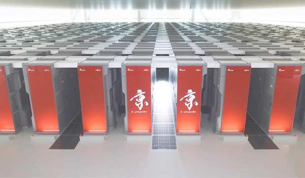 Un supercomputer per spiegare come una stella perde peso e massa