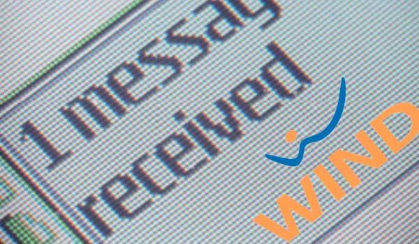 Wind, SMS illegittimi: arriva lo stop del Garante Privacy
