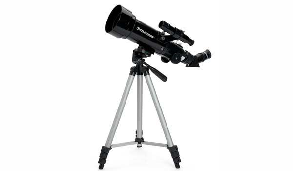 Celestron Travelscope 50C, il comodo telescopio da viaggio